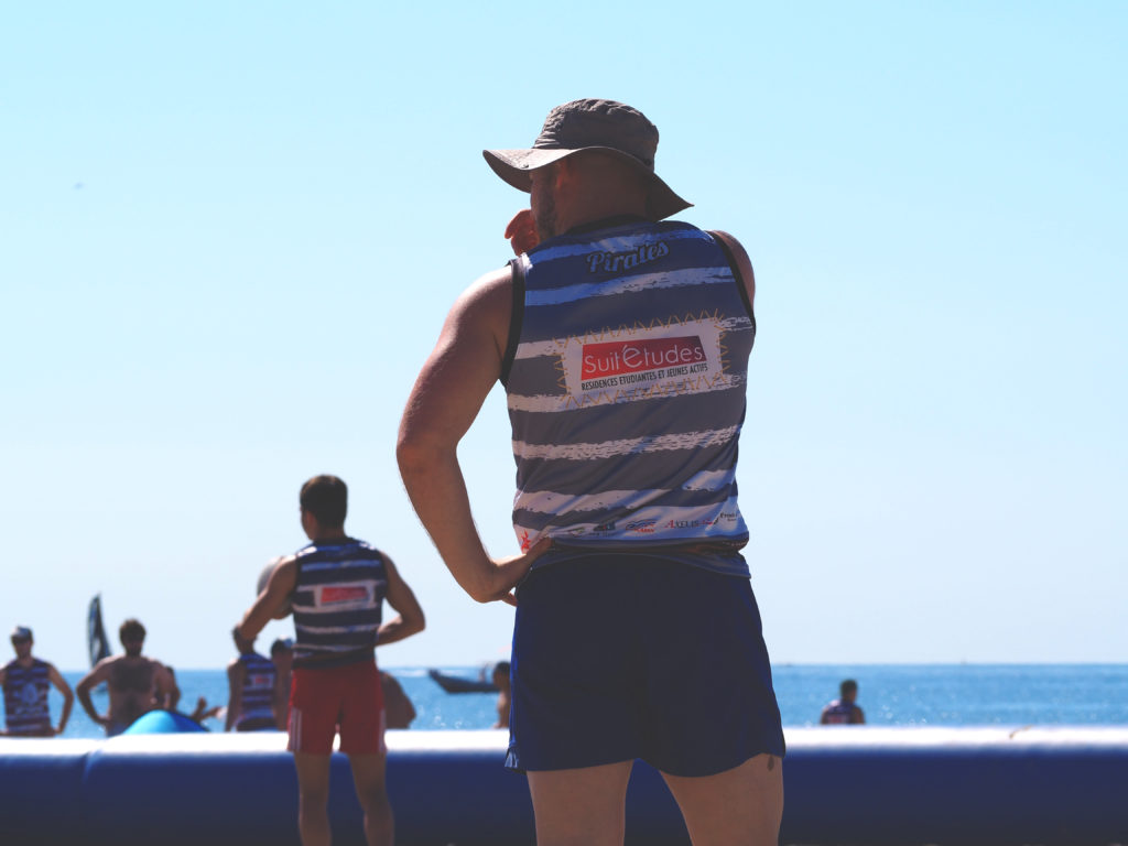 Escale Beach Rugby 2019